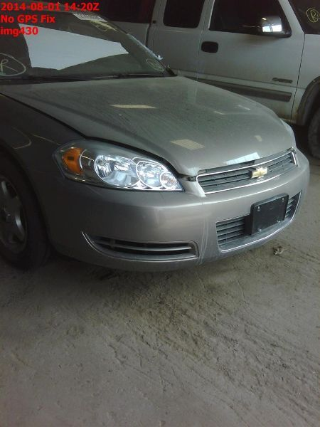 2006 chevrolet impala rear-body impala quarter panel assembly |  160 RH,4DR,PW,FWD,TAN,000