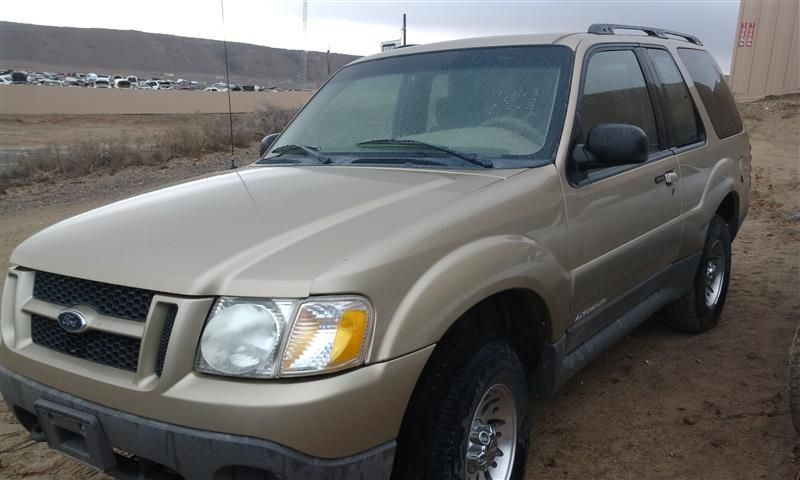 2001 ford explorer suspension-steering explorer spindle knuckle front 515 LH,COL,ABS