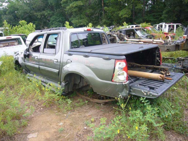 2001 ford explorer suspension-steering explorer spindle knuckle front 515 LH,8/03
