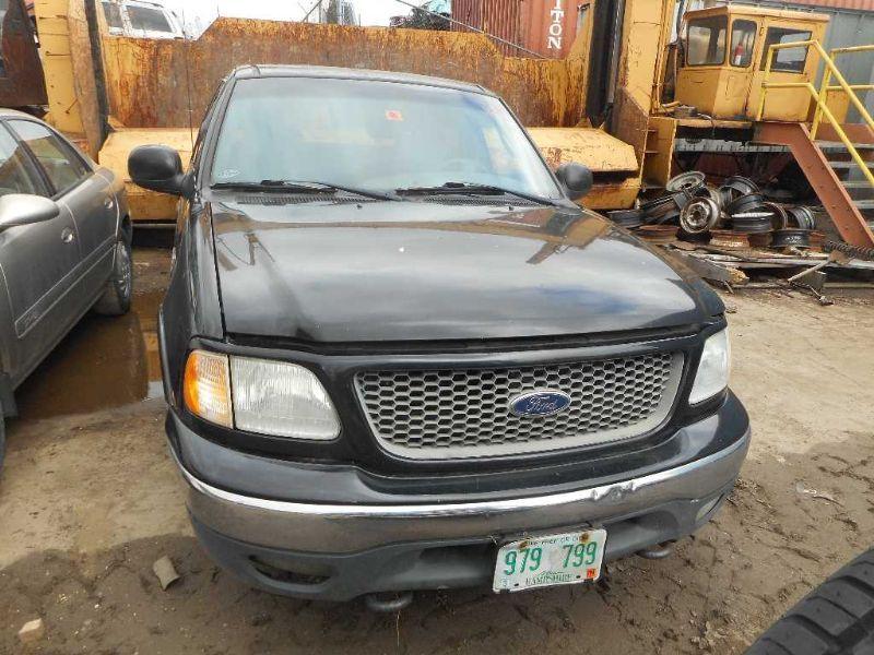 2003 ford truck ford f150 pickup transmission transmission transaxle a t  8 330 5 4l  4r70w std load  4x4 id 1l3p ja 400 MAYBE DIF NUMBER,CK