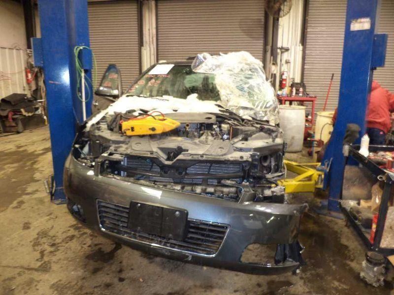 2006 chevrolet impala rear-body impala quarter panel assembly 160