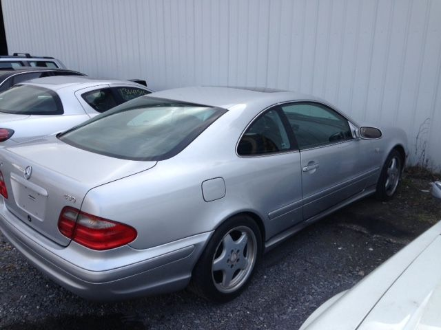 1999 Mercedes Benz Clk430 Cooling And Heating 671 Coolant