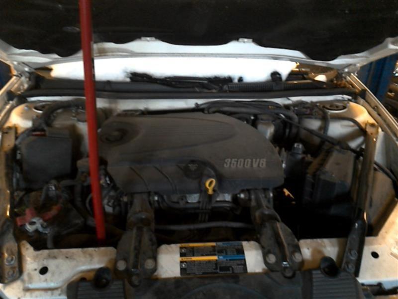 2006 chevrolet impala rear-body impala quarter panel assembly 160 40U WHT,6D.5,PNT PEEL ON LIP