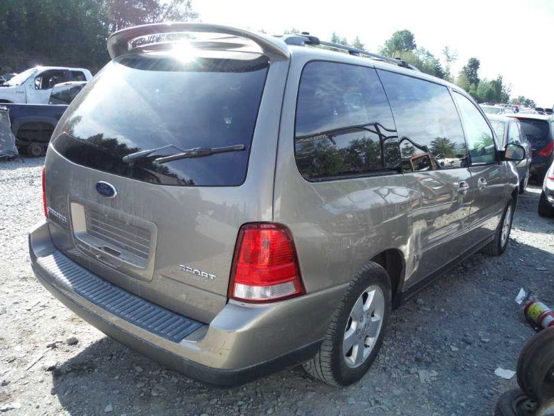 Used 2004 Ford Freestar Rear Body Spoiler Part