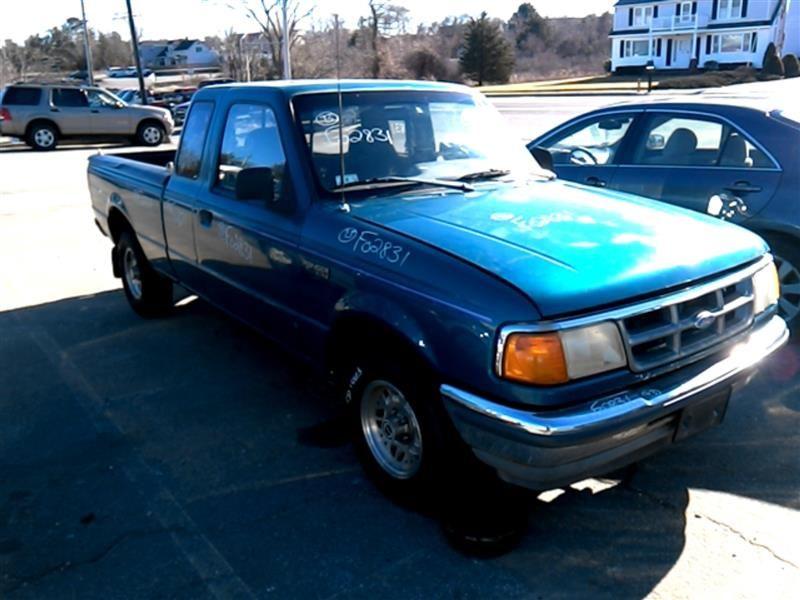 Ford Ranger Salvage Value: Used 1993 Ford Ranger Electrical Alternator Alternator