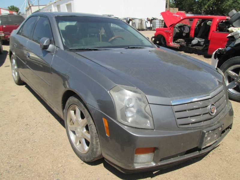 used 2004 cadillac cts engine accessories power steering pump mot. Black Bedroom Furniture Sets. Home Design Ideas