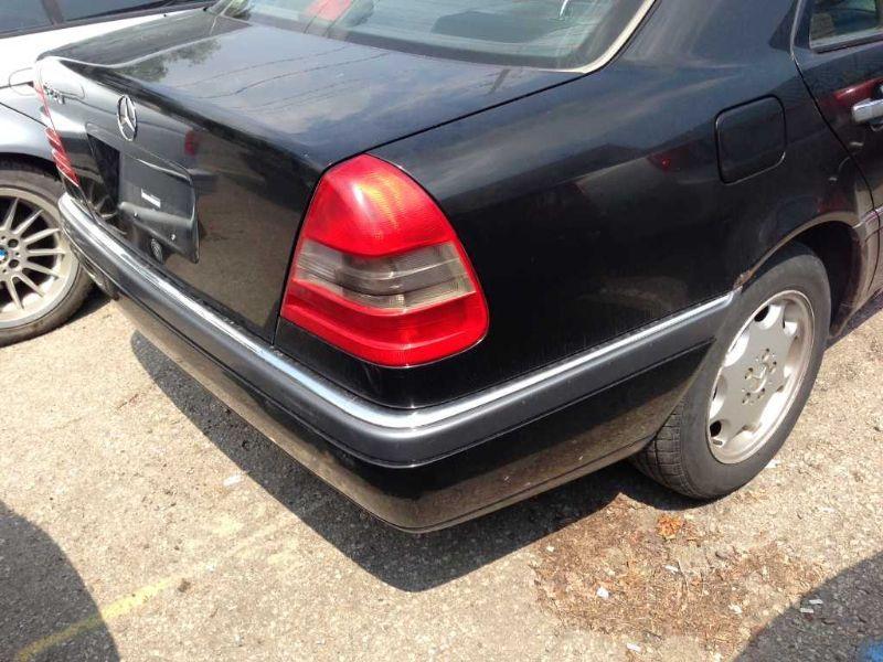 1995 mercedes benz c280 front body bumper assembly front for Mercedes benz 1995 c280 parts