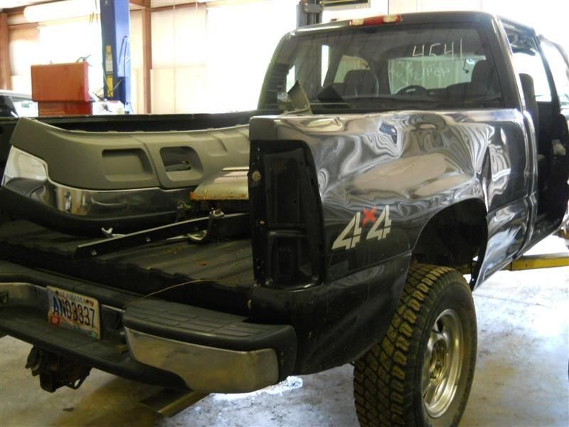 Used 2005 chevrolet truck silverado 3500 pickup interior - 2005 chevy colorado interior parts ...