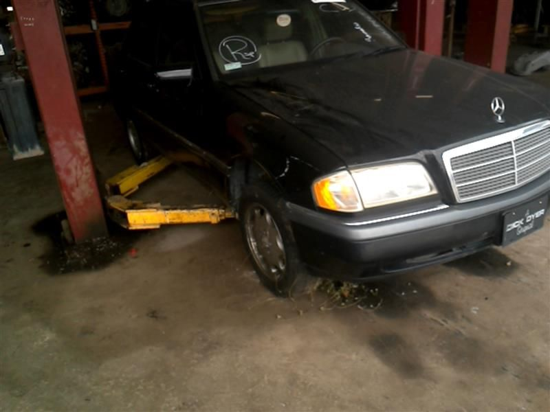 Used 1997 mercedes benz clk500 cooling and heating for Mercedes benz cherry hill parts