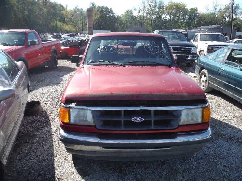 1990 ford truck bronco-ii suspension-steering bronco ii steering column |  238 4.OL,5SPD,RWD,2DR,BLACK,W/KEY