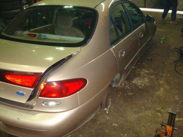 1997 ford escort transmission rebuilding