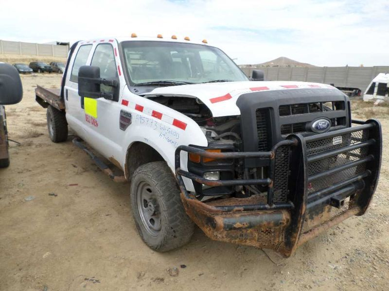 2010 Ford Truck Ford F350sd Pickup Suspension
