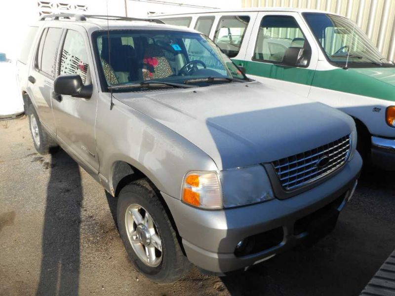 Used 2004 Ford Truck Explorer Sport Trac Interior Interior Rear V