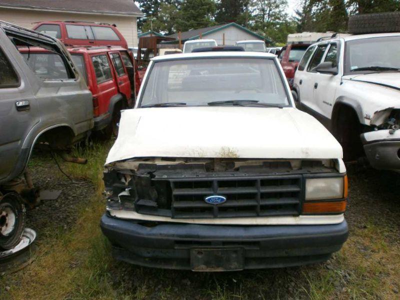 1990 ford truck bronco-ii suspension-steering bronco ii steering column 238 SE,5 Sp,RWD,BLUE,MAN,Delay,Floor,NO