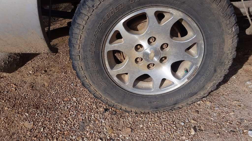 Used 2005 Chevrolet Truck Suburban 1500 Wheels Wheel 17x7 ...
