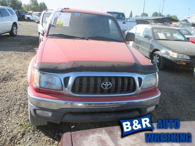 2002 toyota tacoma electrical chassis control module air bag  floor under ctr dash  591 3.4,5MT,AIRBAG