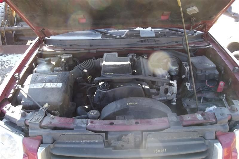 2003 Chevrolet Truck Trailblazer Ext Cooling And Heating ...