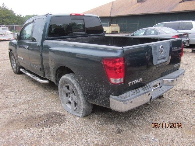 used 2005 nissan titan suspension steering frame king cab. Black Bedroom Furniture Sets. Home Design Ideas