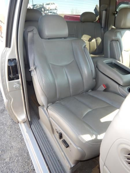 used 2004 gmc truck sierra 2500 pickup interior seat front right. Black Bedroom Furniture Sets. Home Design Ideas