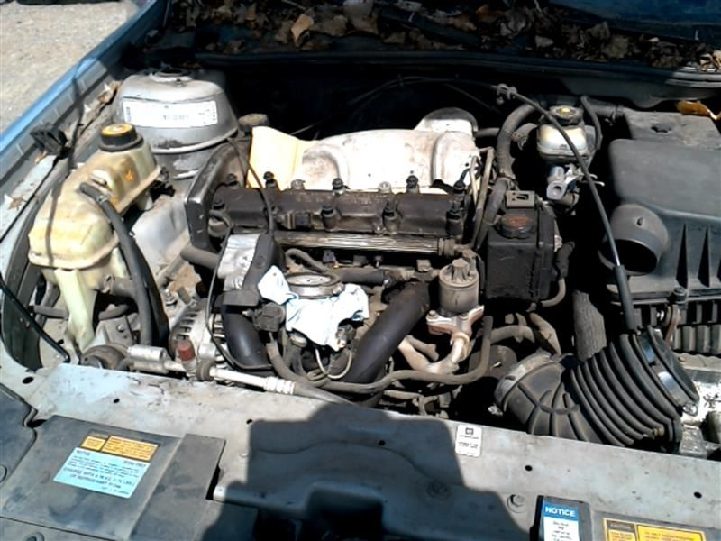 Used 1997 Pontiac Sunfire Engine Oil Pan 4 146 2 4l Part