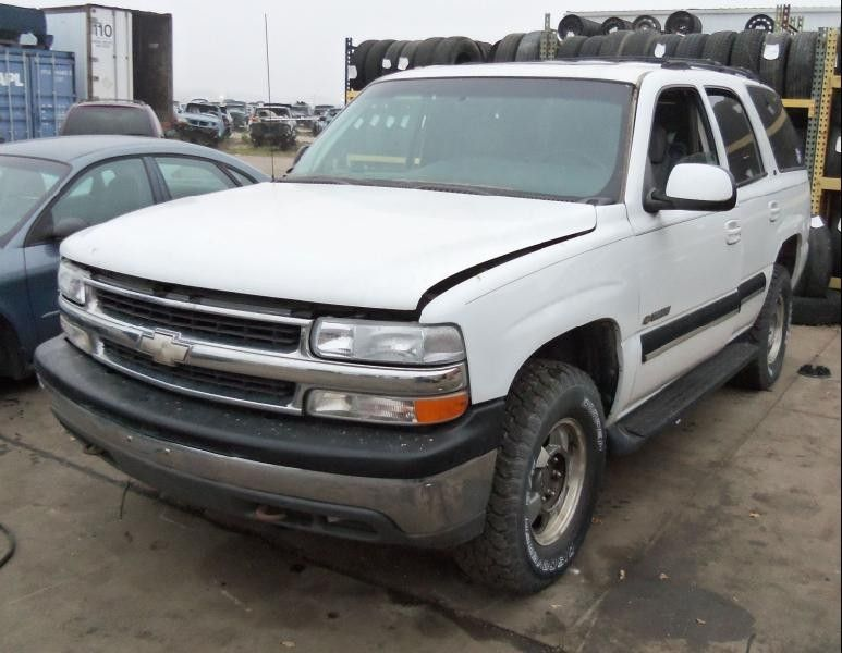 2001 Chevrolet Truck Suburban 2500 Interior Front Seat Belts Bucket And Bench Driver