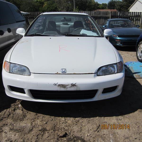1995 Honda Civic Del Sol Engine Accessories Fuel-injection