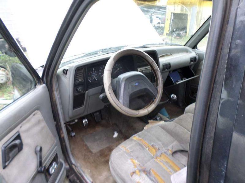 1990 ford truck bronco-ii suspension-steering bronco ii steering column 238 KEY