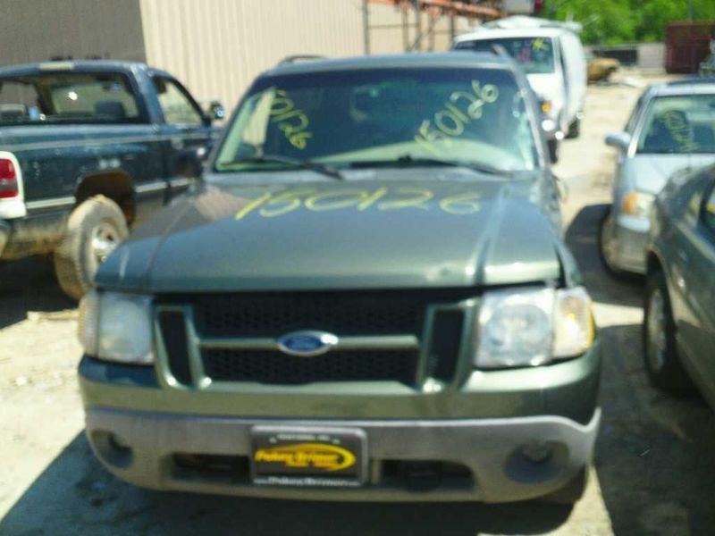 2001 ford explorer suspension-steering explorer spindle knuckle front 515 SPORT,V6 CYC,RWD