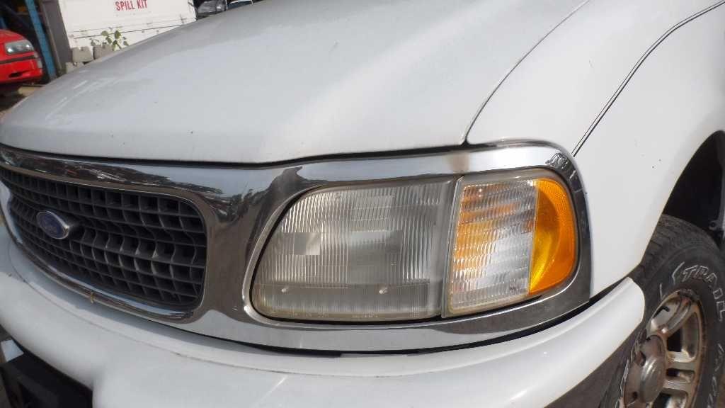 used 1997 ford truck ford f150 pickup interior dash panel. Black Bedroom Furniture Sets. Home Design Ideas