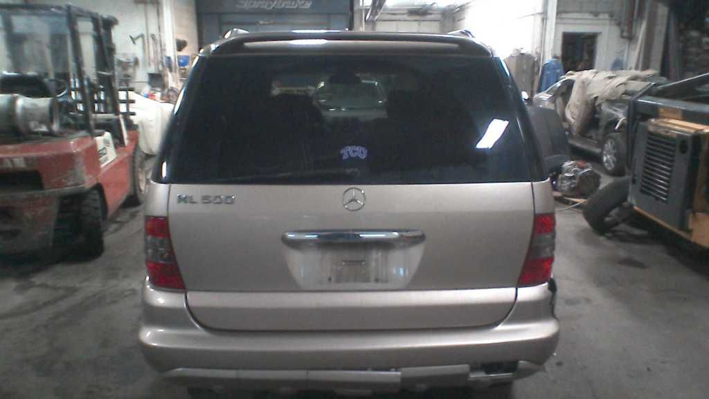 Used 2005 mercedes benz cl600 engine accessories air flow for 2005 mercedes benz ml320