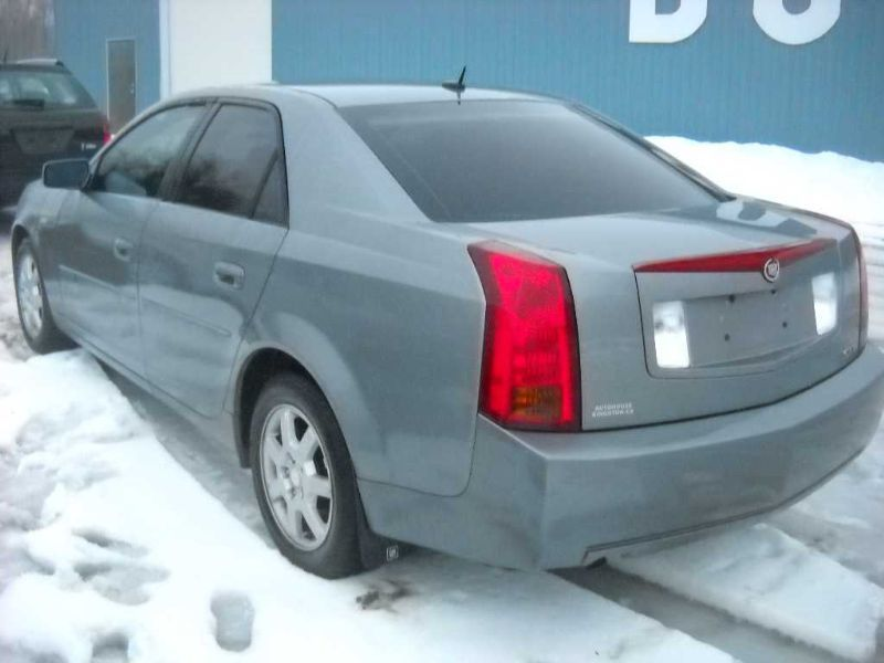 used 2005 cadillac cts engine accessories power steering pump mot. Black Bedroom Furniture Sets. Home Design Ideas