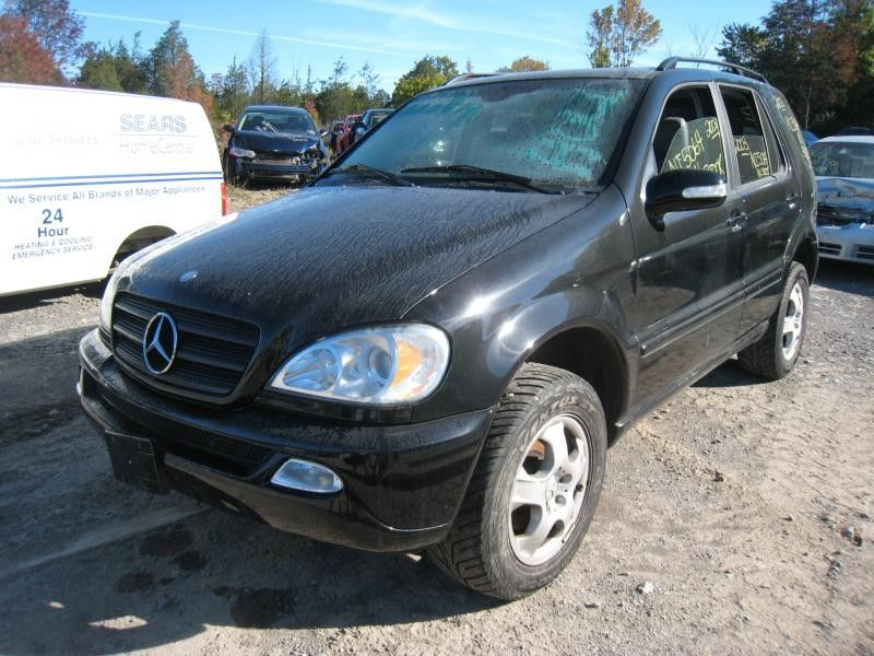 2000 mercedes-benz ml320 front body bumper reinforcement  front 163 type   ml320 and ml430 and ml55  107 W/CUSHION,109ENT