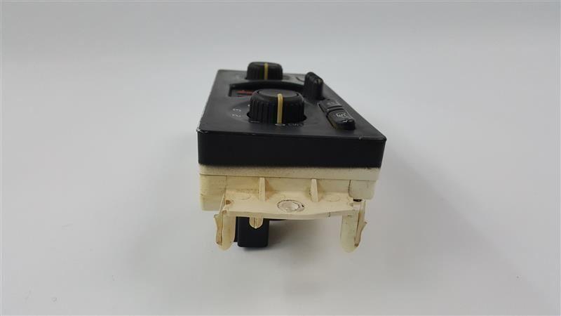 Temperature Control AC Panel Switches