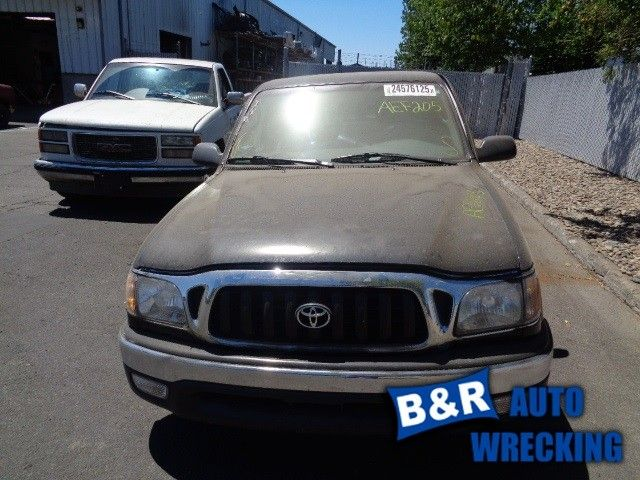 2002 toyota tacoma electrical chassis control module air bag  floor under ctr dash  591 2.4,3AT,AIRBAG