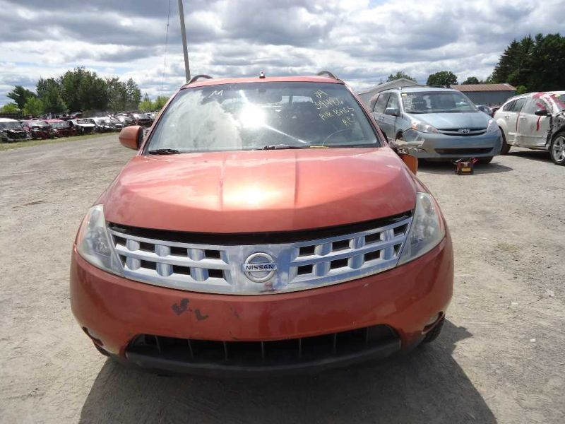 Used 2004 Nissan Murano Engine Accessories Murano Fuel