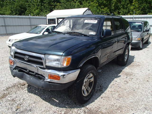 used 1996 toyota 4runner front body headlamp assembly right part. Black Bedroom Furniture Sets. Home Design Ideas