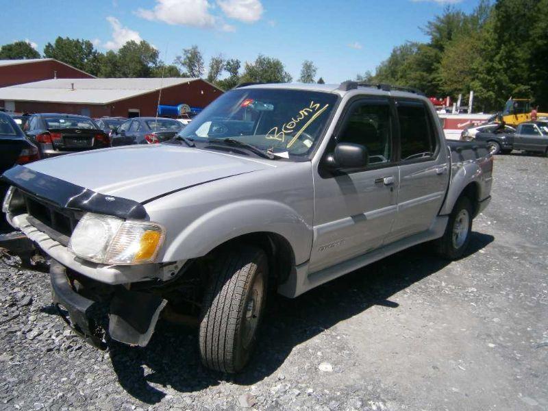 2001 ford explorer suspension-steering explorer spindle knuckle front 515 LH,1S 1S
