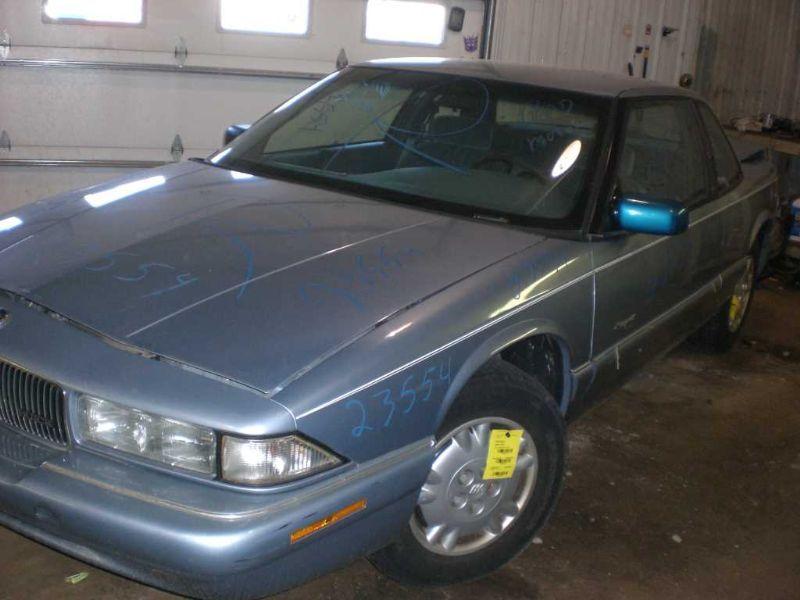 1995 buick regal doors regal door glass  front |  277 LH