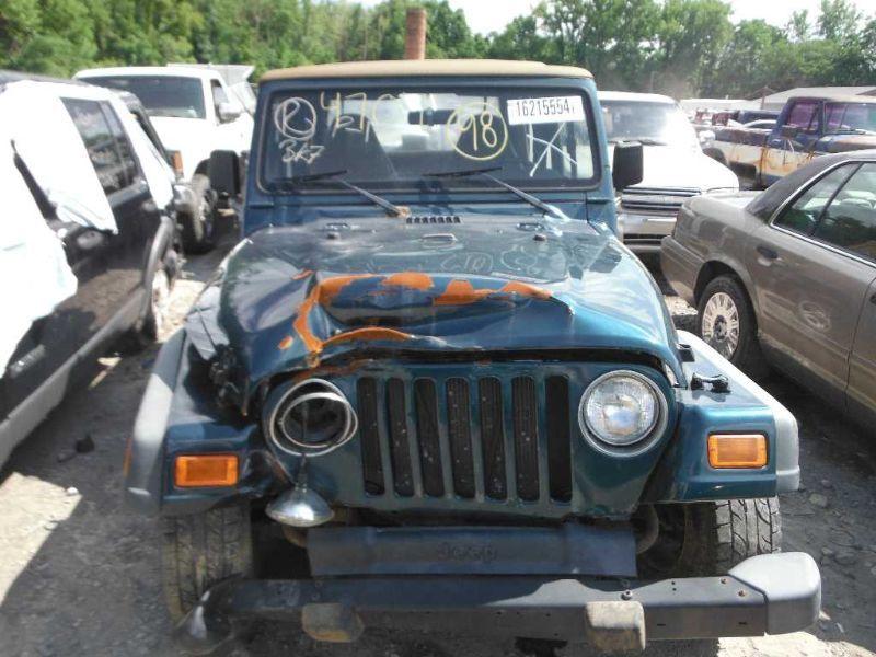 1997 jeep wrangler interior dash panel lhd 251 Tan