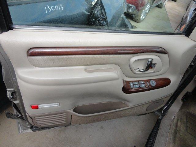 Used 2000 Cadillac Escalade Interior Escalade Seat Front Part 753