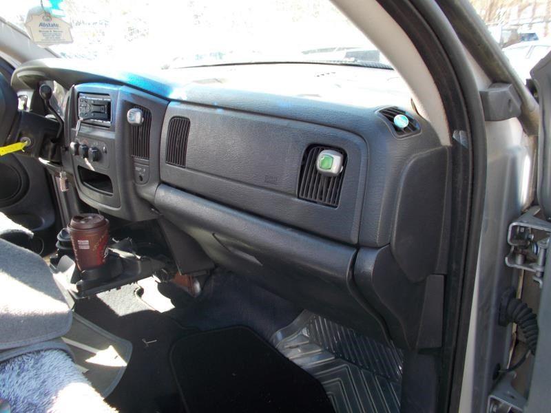 Used 2002 Dodge Truck Dodge 3500 Pickup Interior Front Seat Belts
