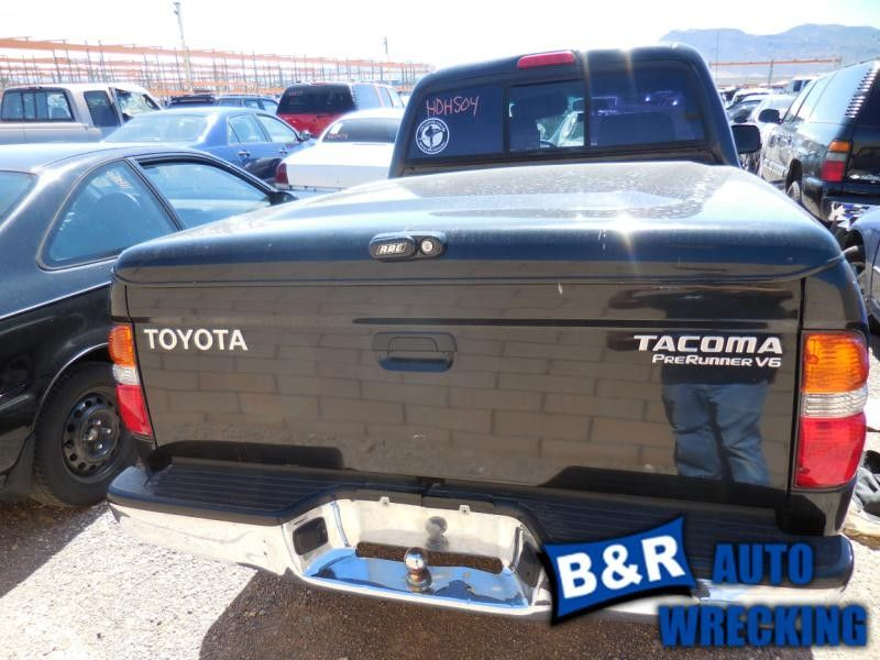 2002 toyota tacoma electrical chassis control module air bag  floor under ctr dash  591 3.4,4AT
