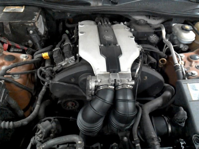 2003 cadillac cts suspension-steering cts spindle knuckle  front 515 RH,2/03,RWD,ABS,W HUB IN CAR