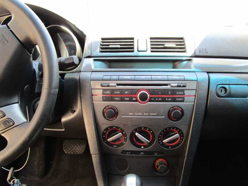 Used 2007 Mazda 3 Interior Interior Rear View Mirror Manual Dimmi