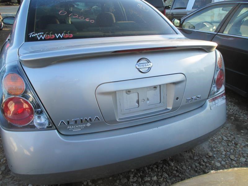 2002 Nissan Altima Interior 257 Altima 257 62114 Speedometer Head
