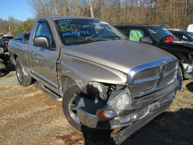 2004 Dodge Truck Dodge 3500 Pickup Interior 210 Front Seat Belts