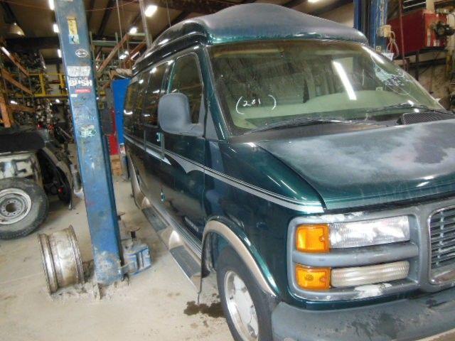 1996 chevrolet truck express 3500 van doors 130 door for Paradise motors elkton md