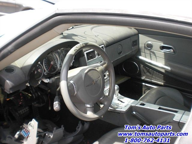 Used 2004 Chrysler Crossfire Electrical Chassis Control