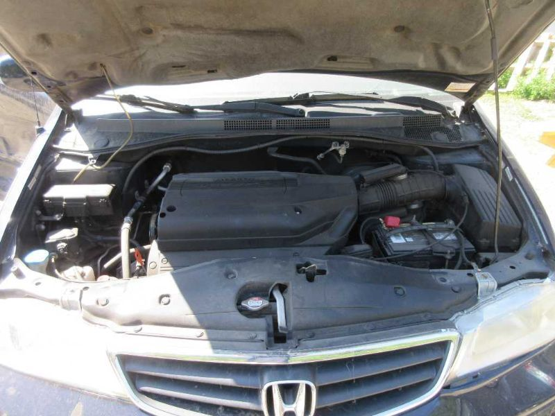 2004 Honda Odyssey Glass And Mirrors 267 Interior Rear View Mirro