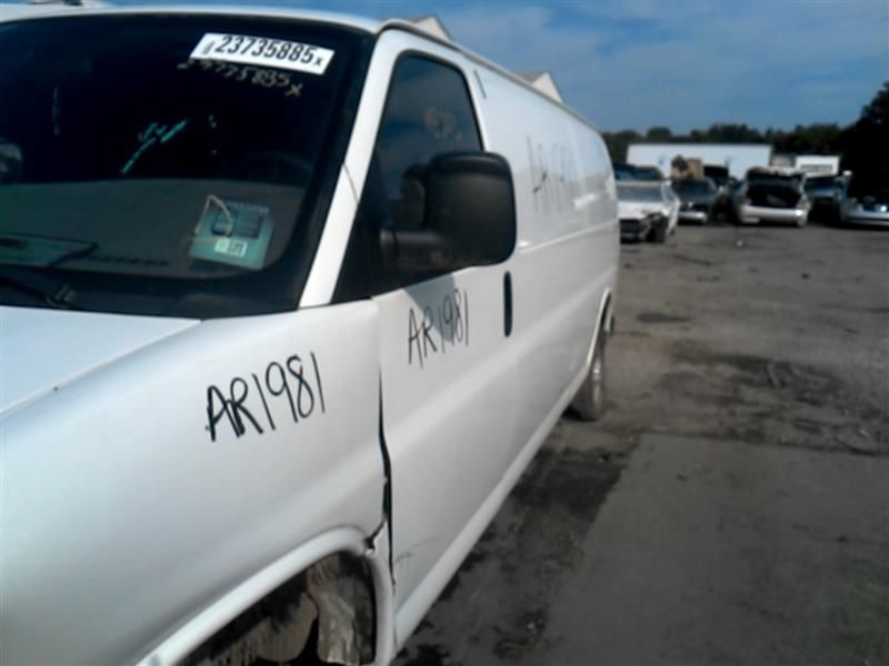 Used 2009 Chevrolet Truck Express 2500 Van Suspension